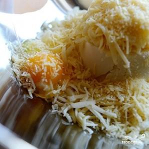 Запеканка с пастой, фаршем и сыром - фото шаг 7