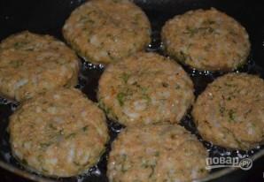 Котлеты из риса и фасоли - фото шаг 10