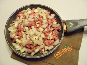 Картофельная запеканка с фаршем - фото шаг 2
