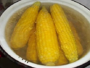Кукуруза на зиму без стерилизации - фото шаг 2