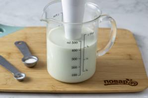 Молоко из тыквенных семечек - фото шаг 4