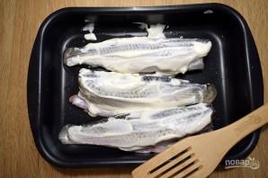 Запеченная рыба под хрустящей корочкой - фото шаг 5