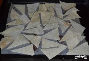 Лаваш в духовке - фото шаг 2