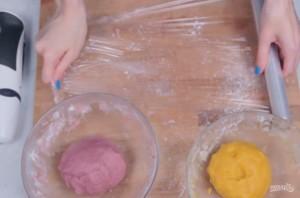 Печенье с сюрпризом на Хэллоуин - фото шаг 2