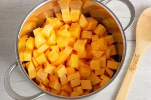 Сок из тыквы с апельсином - фото шаг 2