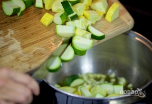 Кабачковый суп - фото шаг 2