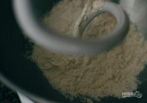 Фокачча с луком, розмарином и фетой - фото шаг 2