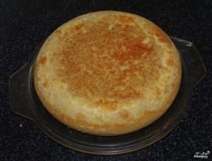 Пирог с капустой в мультиварке - фото шаг 7