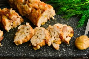 Домашняя колбаса в рукаве - фото шаг 9
