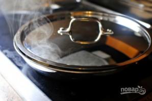 Фокачча с луком и оливками - фото шаг 2
