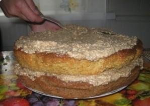"""Торт """"Штирлиц"""" - фото шаг 9"""