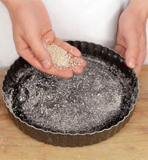 Пирог со свежими ягодами - фото шаг 1