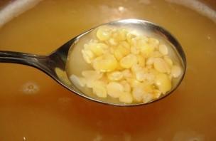 Гороховый суп с капустой - фото шаг 1
