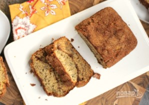 Хлеб с корицей и бананом - фото шаг 5