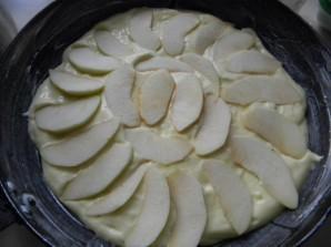 Послойный яблочный пай - фото шаг 6