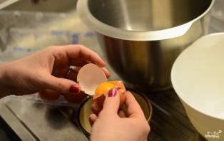 Бисквитные пирожные - фото шаг 2