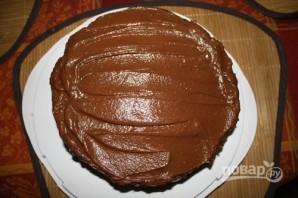 Торт со сметаной - фото шаг 5