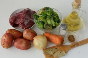 Овощной суп с говядиной - фото шаг 1