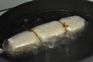 Вареная колбаса в домашних условиях - фото шаг 11
