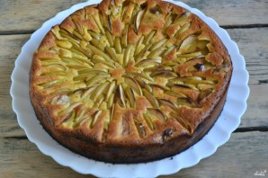 Корнуэльский яблочный пирог - фото шаг 9