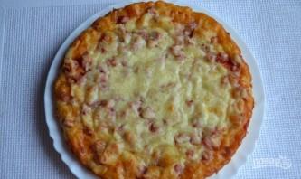 Пицца без дрожжей на кефире - фото шаг 9