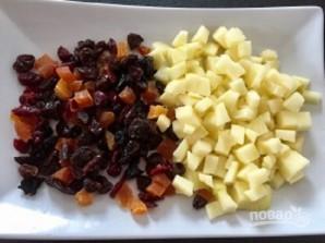 Вкусные оладушки на дрожжах - фото шаг 4