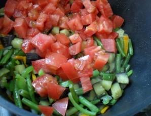 Рагу из овощей - фото шаг 5