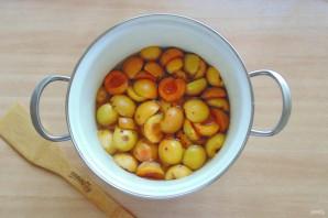 Варенье из недозрелых абрикосов - фото шаг 5