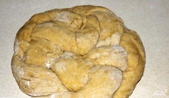 Греческий пасхальный хлеб - фото шаг 5