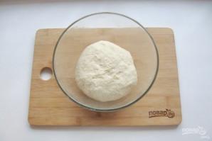 Тесто для пиццы на кефире - фото шаг 8