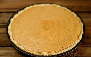 Пирог с яблочным пюре - фото шаг 3