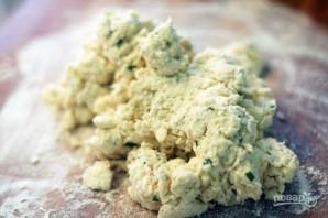 Печенье с козьим сыром - фото шаг 2