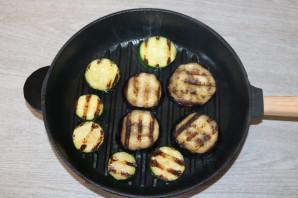 Кабачки и баклажаны на гриле - фото шаг 6
