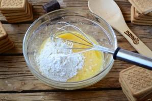 Торт из печенья с заварным кремом - фото шаг 3