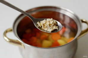 Имбирный суп-пюре - фото шаг 4
