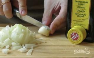 Спагетти с чернилами каракатицы в сливочном соусе - фото шаг 3