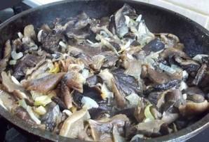 Замороженные жареные грибы - фото шаг 2