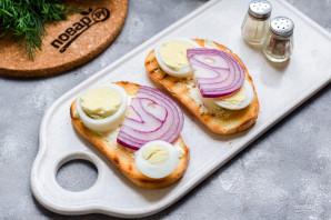 Датские бутерброды - фото шаг 8
