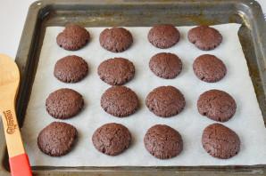 Мягкое шоколадное печенье - фото шаг 7