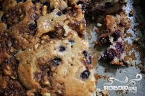 Черничный пирог с йогуртом - фото шаг 7