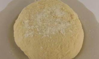 Быстрое сдобное тесто для пирожков - фото шаг 5