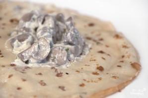 Блинчики из грибов - фото шаг 5