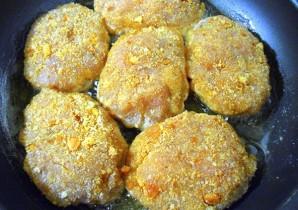 Куриные зразы с сыром - фото шаг 5