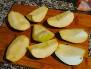 Яблоки для пирогов на зиму - фото шаг 2