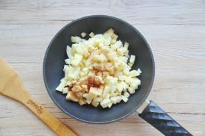 Сбричолата с яблоками - фото шаг 8
