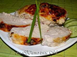 Грудки в сметанном соусе - фото шаг 4