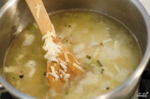 Сырный суп-пюре с брокколи - фото шаг 4
