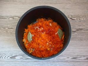 Килька в томатном соусе в мультиварке - фото шаг 5