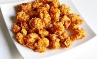Куриный попкорн - фото шаг 5
