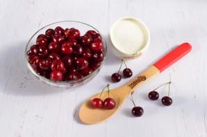 Варенье из жареной вишни - фото шаг 1